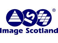Garment Screen Printer with Image Scotland