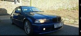 BMW E46 1999 2.8