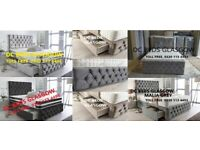 🔴🔵 NEW STYLE DIVAN CHESTERFIELD BED FRAME, DOUBLE BED FRAME ONLY 215 GBP🔴🔵 CALL US NOW