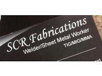 SCR Fabrications.