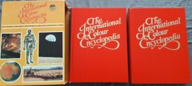 The International Colour Encyclopaedia Books/book – post or collect