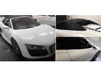 Car window tinting and car wrapping east London 07533300039