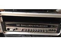 Gallien Krueger RB700-II Bass Amp Head