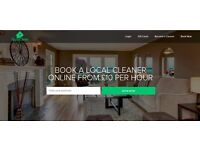 Book your house cleaning in less than 60 seconds at amazing rate!