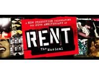 Rent tickets