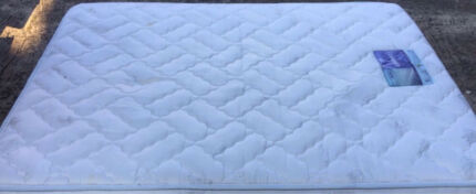 Chirorest double mattress - good condition