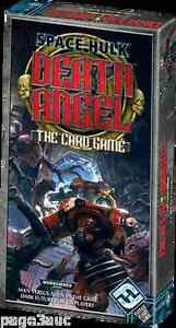 Fantasy Flight Warhammer 40k Space Hulk Death Angel The Card Game SL06 2010 New