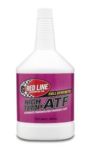 Clearance Red Line High Temp ATF Synthetic Trans Fluid