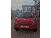 Bargain Immaculate Toyoya Yaris (MOTd until Nov) (Full service History) (New tyres and brakes)