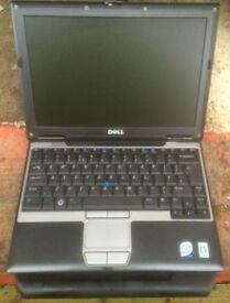 Dell laptop d430 spare and repair