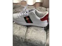 Gucci Bee Trainers