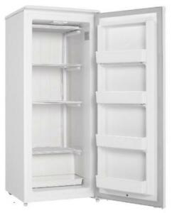 Brand New - Danby Designer 10.1 cu. ft. Upright/Standing Freezer - DUFM101A2WDD - Authorised Dealer