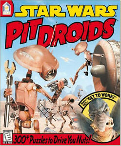 Old laptop. I just want to play Star Wars: Pit Droids