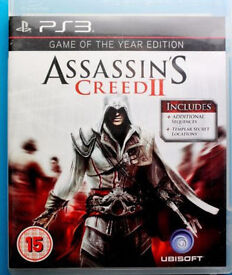 Assassin's Creed 2 Game of the Year Edition PS3
