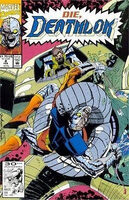 Deathlok Vol. 2 (1991-1994) #8
