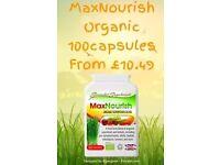 Organic Max Nourish Sale
