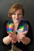 """Bubble shows - with """"The """"Bubble Lady"""" & the """"Bubbleology Show""""!"""