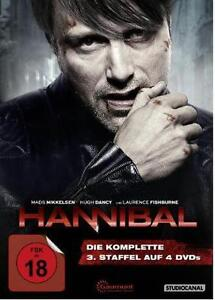 Hannibal - Staffel 3 - DVD
