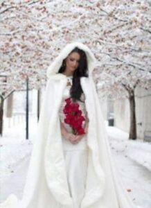Wedding cape/cover up - $120