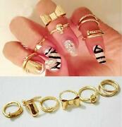 Costume Jewellery Rings