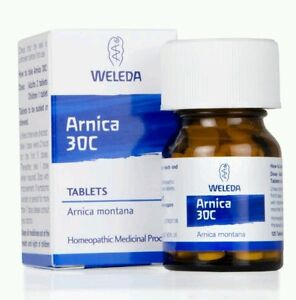 Weleda Homeopathic Remedy - Arnica 30C (125 tabs)