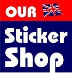 Our Sticker Shop
