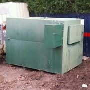 Used Bunded Fuel Tank
