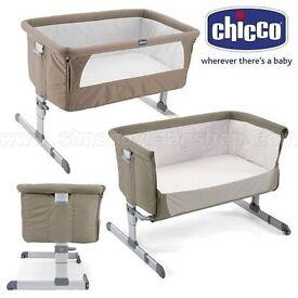 Chicco next2me sleeping crib