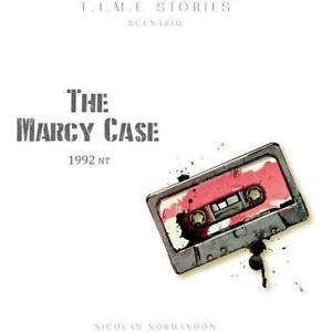 T.I.M.E. Stories - The Marcy Case (VA / Eng)