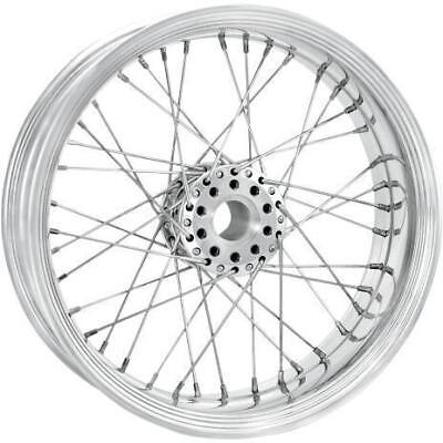 - NEW Performance Machine Merc Wire Chrome Front Wheel non ABS 18 x 3.5
