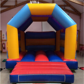 11x15ft Professional Bouncy Castle with blower - LOW PRICE FOR QUICK SALE - £50 off!