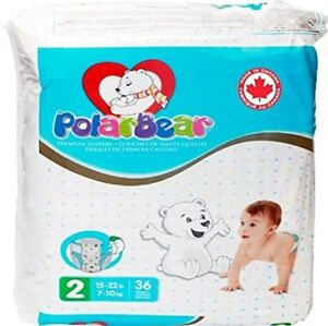 Premium Baby Diapers (Brand New Sealed)