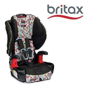 NEW BRITAX 2 BOOSTER CAR SEAT E9LY86A 246651576 FRONTIER CLICKTIGHT HARNESS CARSEAT