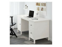 Office Desk Ikea Hemnes