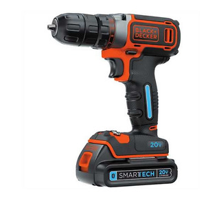 New Unopened Black And Decker Smartech Drill
