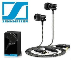 NEW OB SENNHEISER EAR CANAL PHONES - 134419824 - IE 800 AUDIOPHILE IN-EAR EARPHONES HEADPHONES HEADSET MUSIC AUDIO NE...