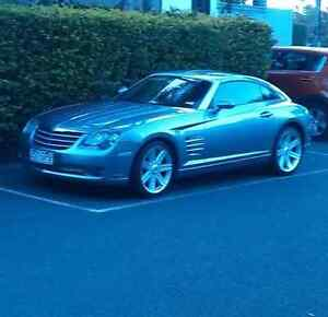 2006 Chrysler Crossfire Coupe Tallai Gold Coast City Preview