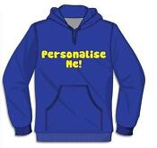 Kids Personalised Hoodies