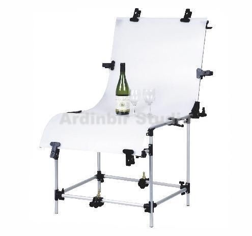 60cm x 130cm Photography Studio Photo Shooting Table