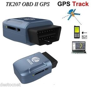 traceur gps gsm obd position etat moteur consommation vitesse voiture camion tk2 ebay. Black Bedroom Furniture Sets. Home Design Ideas