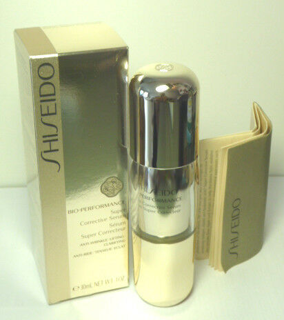 Shiseido Bio-Performance Super Corrective Serum 30ml New in Box