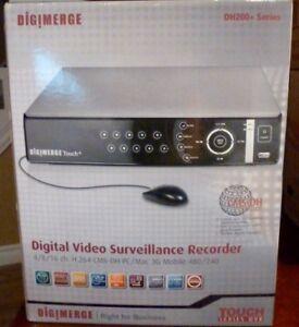 Système de caméra avec enregistreur Digimerge