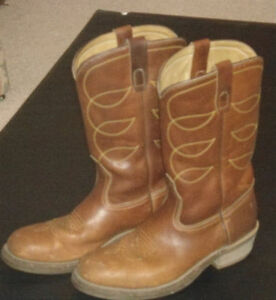 Leather tall Boots Cambridge Kitchener Area image 1