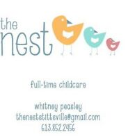 The Nest, Stittsville Daycare