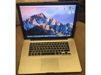 "MacBook Pro 13"" i7 quad core 8gb ram early 2011"