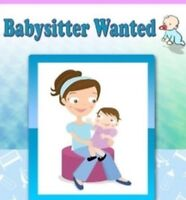 Need babysitter for when our baby is born!