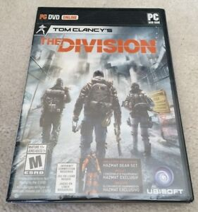 Tom Clancy's The Division (PC) Brand-new / Sealed
