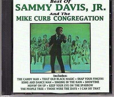 Best of Sammy Davis, Jr.: W/  Mike Curb Congregation.. Best Of .. The Candy