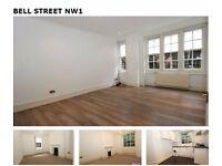 2 bed unfurnished apartment Nw1 Marylebone