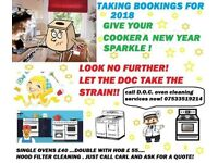 Oven cleaning services .N . BOOK NOW .